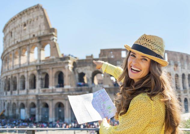 Intensive italian course - corso di italiano a roma
