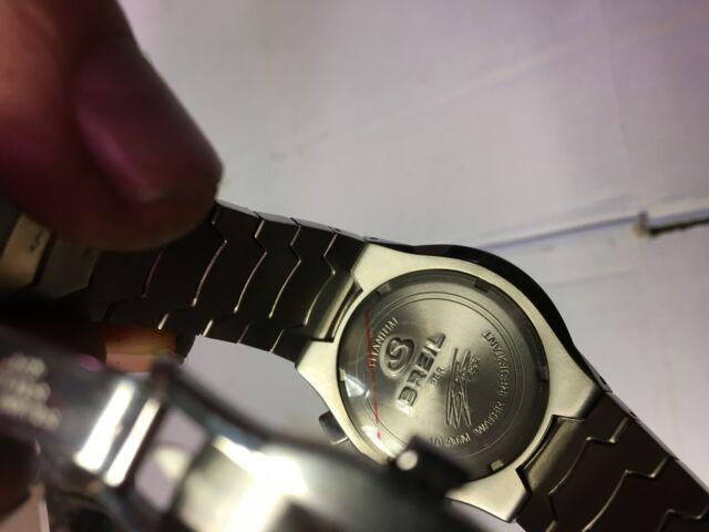 Orologio breil ducati capirex titanio