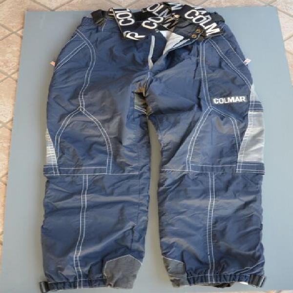 Pantaloni imbottiti snowboard / sci colmar uomo taglia 50