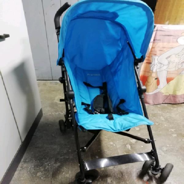 Passeggino leggero prenatal ed box della chicco.