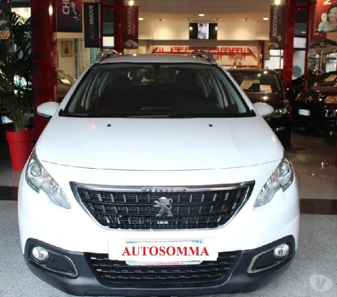 Peugeot 2008 new bluehdi 75 active italiana