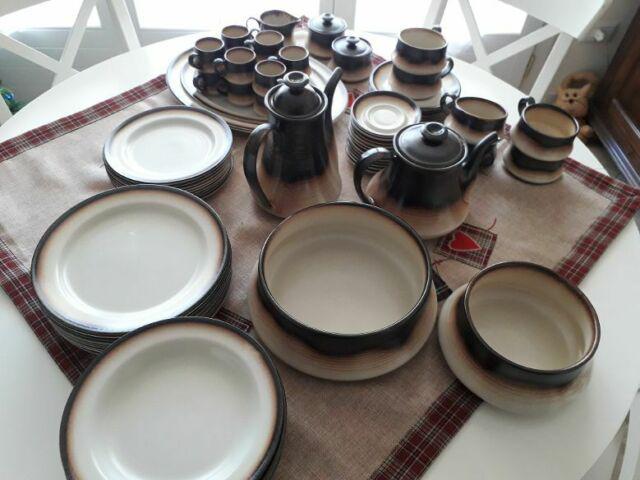 Servizio piatti porcellana stoner mancioli