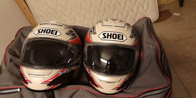 Tute dainese caschi shoei per coppia moto strada