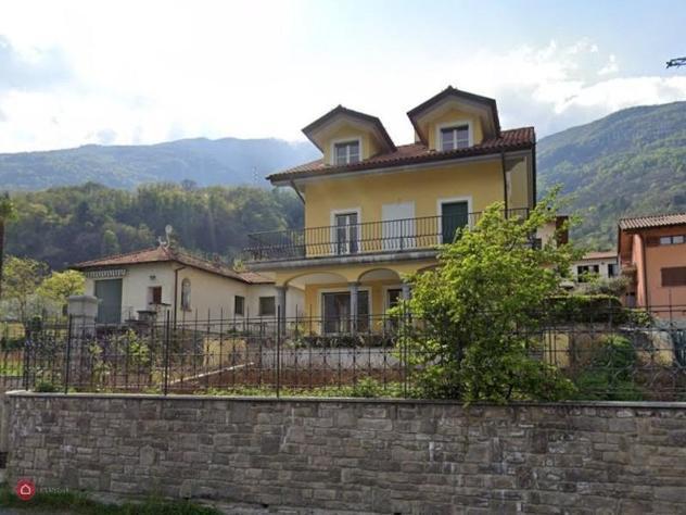 Villa in vendita a musso