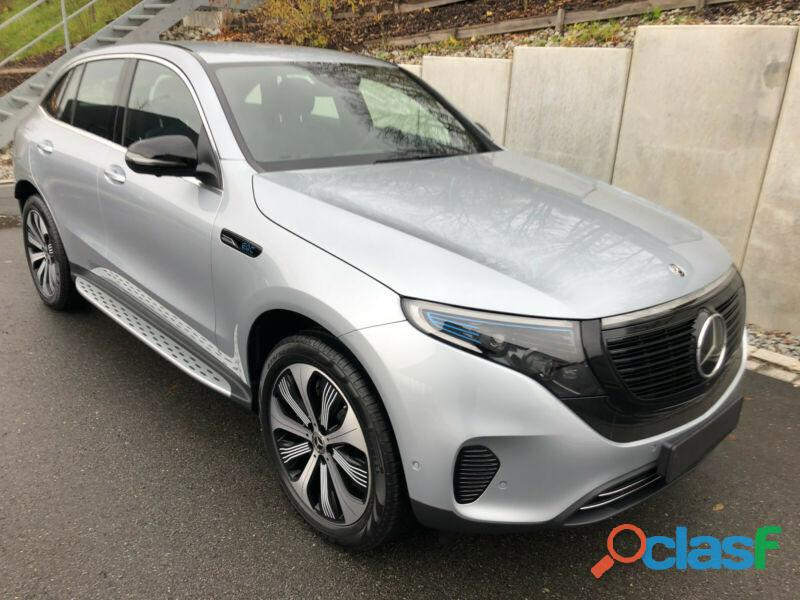 Mercedes benz eqc  klasse 4matic