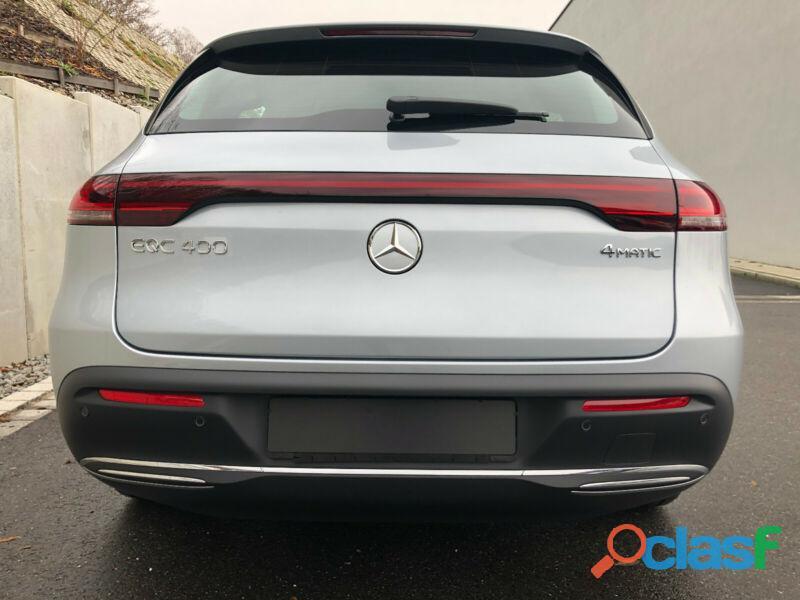 Mercedes Benz EQC  Klasse 4Matic 4