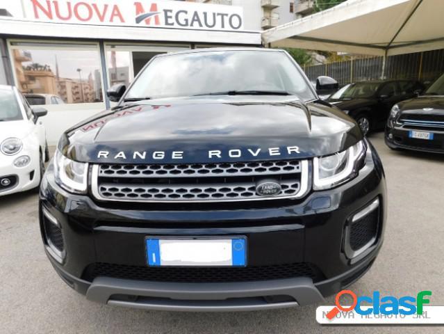 Land rover range rover evoque diesel in vendita a alcamo (trapani)
