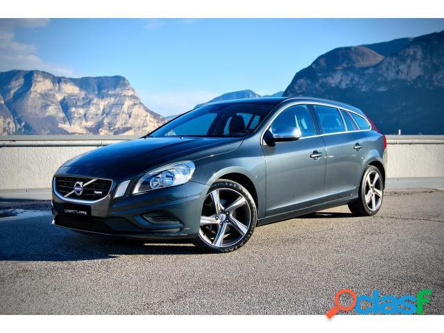 Volvo v60 diesel in vendita a mezzolombardo (trento)