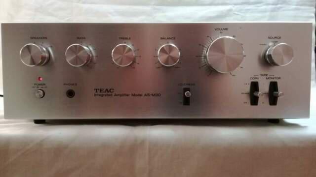 Amplificatore teac as-m30