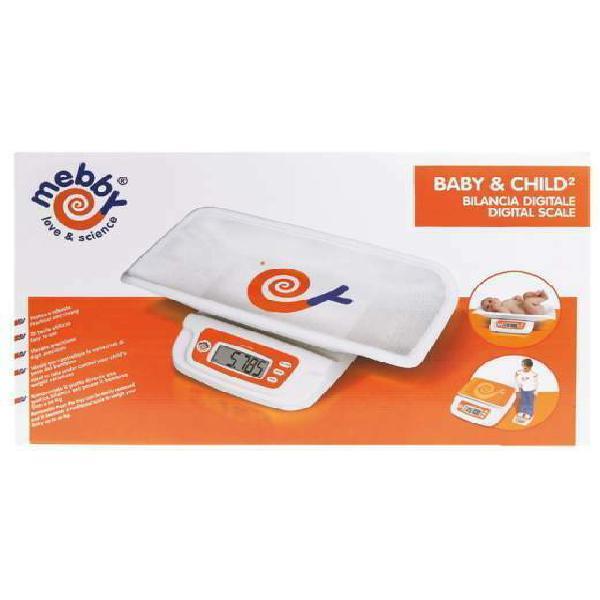 Bilancia digitale baby&child 2 per peso neonati e bambini