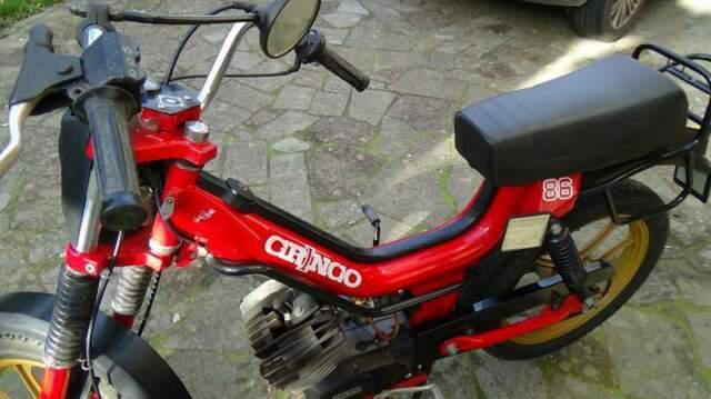 Ciclomotore cimatti gringo 50cc