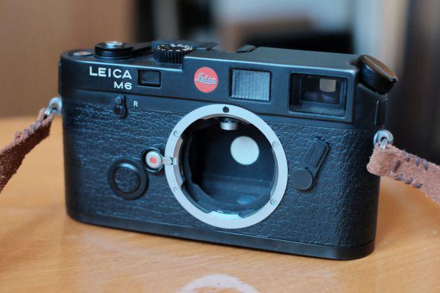 Leica M6 Perfetta