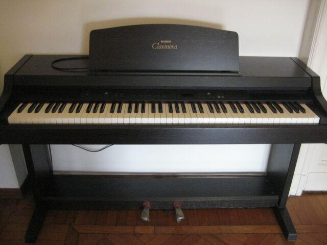 Pianoforte digitale yamaha -clavinova clp 820 s come nuovo !