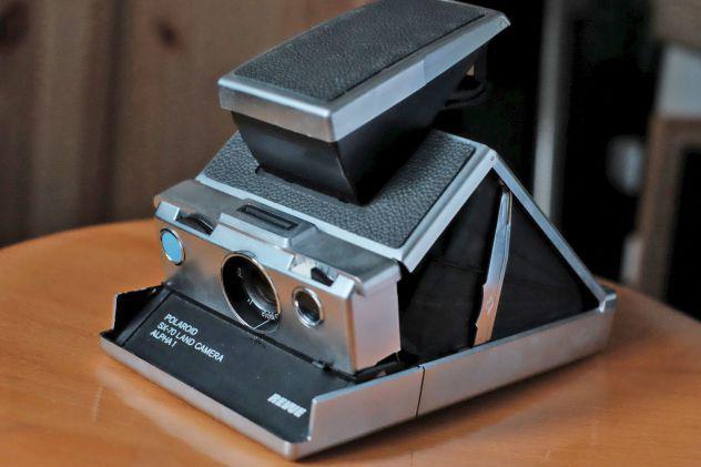 Polaroid SX70 SX-70
