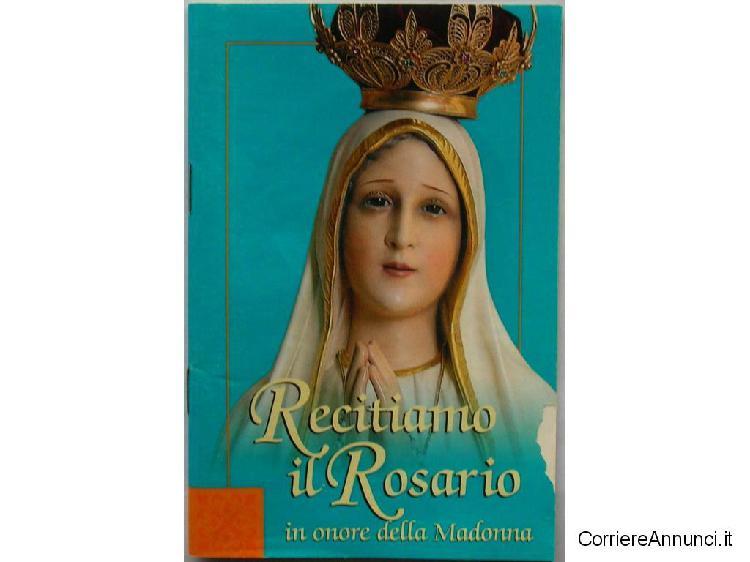 Recitiamo il rosario in onore della mado