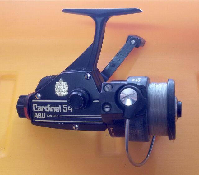 Vendo mulinello da pesca abu cardinal 54