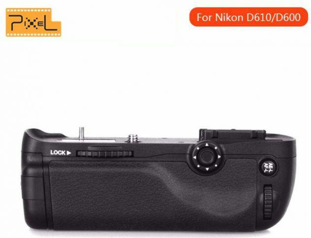 Vertax D14 Battery Grip per Nikon D610