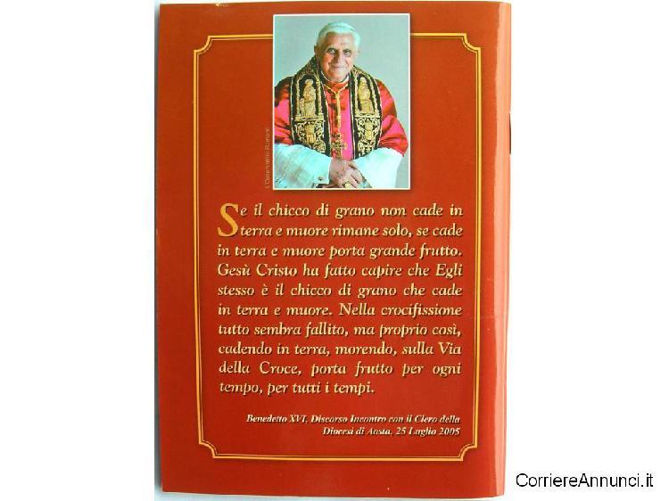Via crucis cardinale joseph ratzinger me