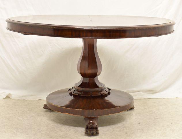 Antico tavolo a vela