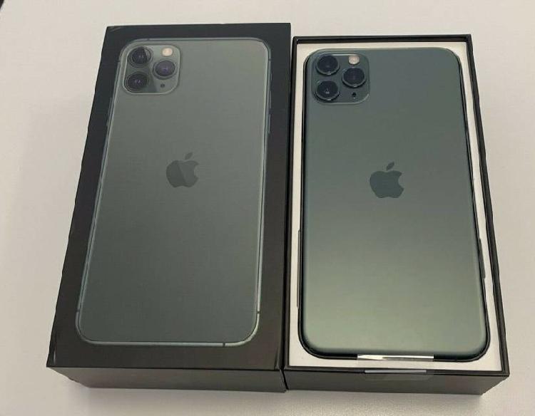 Apple iphone 11 pro 64gb = €500,iphone 11 pro max 64gb =
