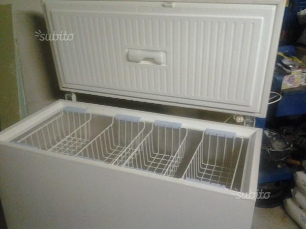 Congelatore elettrolux