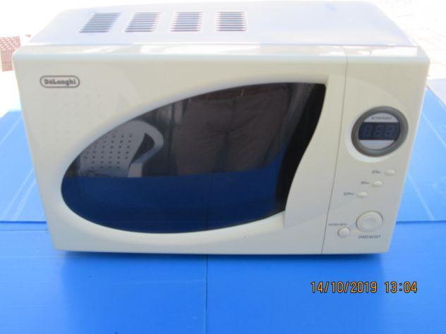 Forno microonde delonghi mw455