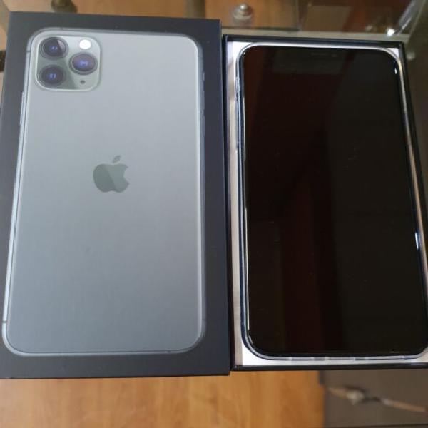 Iphone 11 pro max 256gb nuovissimo con scontrino