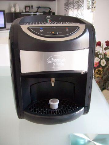 Macchina caffé kelly espresso italia tbke03 +40cap