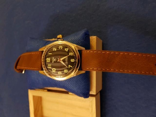 Orologio meccanico vintage hmt militare