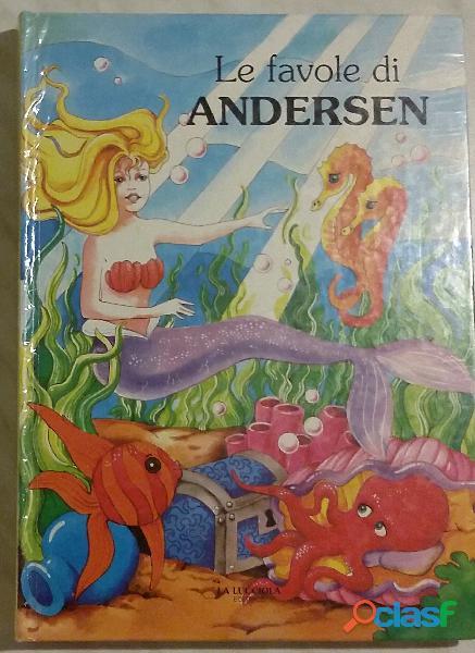 Le favole di hans k.andersen editore: la lucciola, varese 1992 pari a nuovo