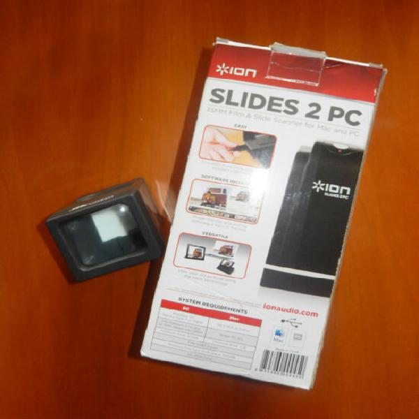 Convertitore ion diapositive 35mm