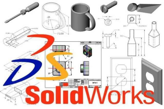Corso cad 3d solidworks via internet da casa