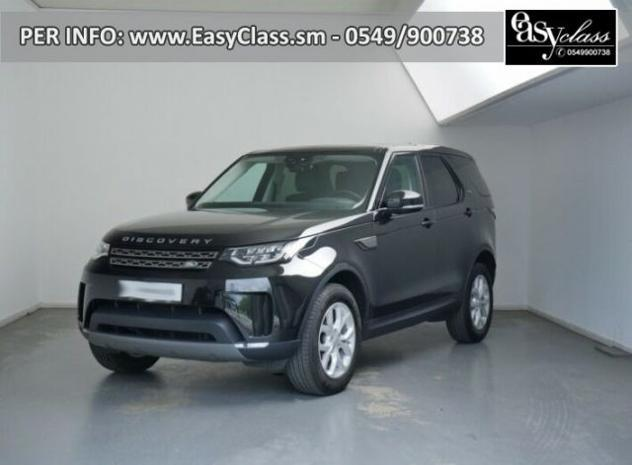 Land rover discovery 2.0 sd4 auto se tetto dab pelle led