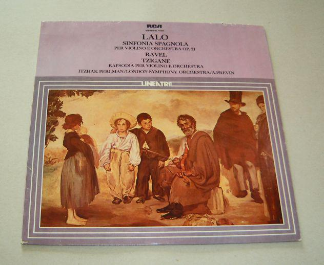 Lalo - sinfonia spagnola per violino e orchestra op. 21
