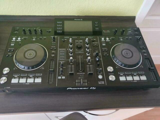 Pioneer xdj rx consolle all in one