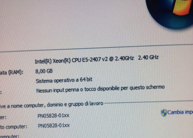 Server fujitsu primergy tx2540 m1