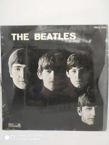 The beatles - the beatles pmcq 31502 - made in italy - nov