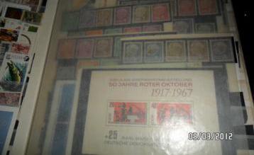 Enorme lotto francobolli
