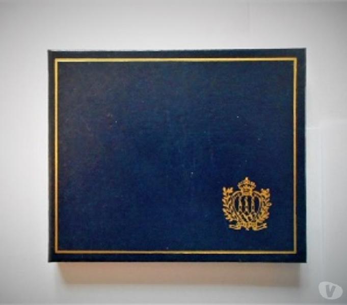 San marino-moneta argento lire 1000-leone tolstoj-anno 1978