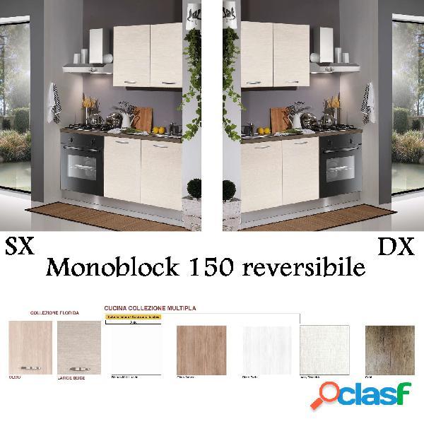 Cucina Monoblock L 150