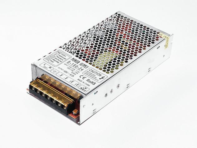 Adattatore tensione costante multientrata 75 watt intec