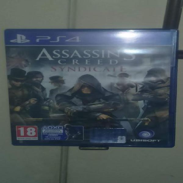 Assassin's creed syndacate - ps4 con dlc