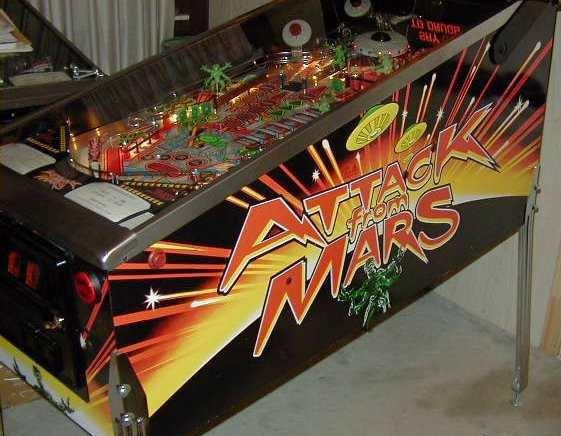 Attack from mars remake - édition spéciale