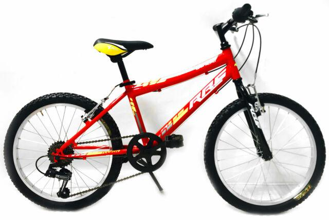 "Bicicletta mountain bike mtb ragazzo 20"" 7v reset mtb mister"