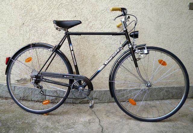 Bicicletta marca bianchi ledro 5v