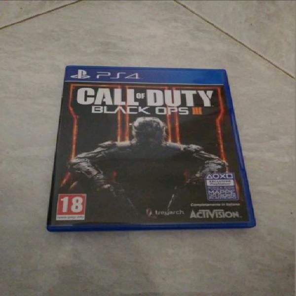 Call of duty black ops 3 ps4. versione italiana