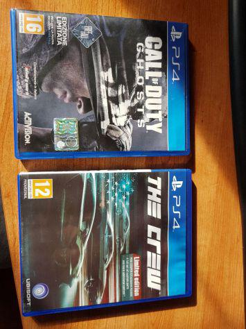 Dragonball xenoverse xv, cod ghosts, the crew