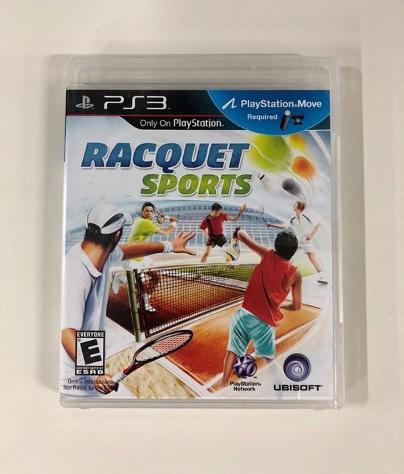Gioco play station 3 racquet sports