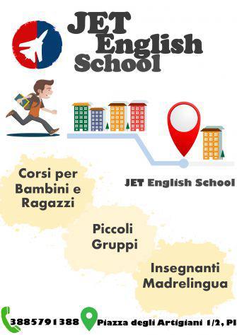 Inglese per bambini e ragazzi- insegnanti madrelingua