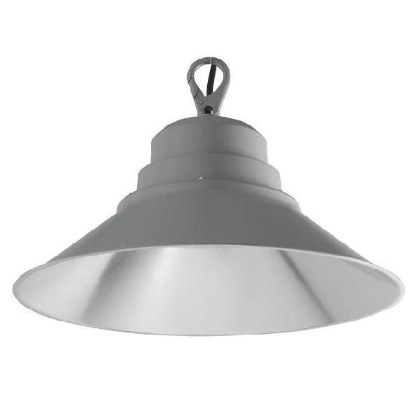 Lampada alluminio plafoniera industriale tenuta stagna led